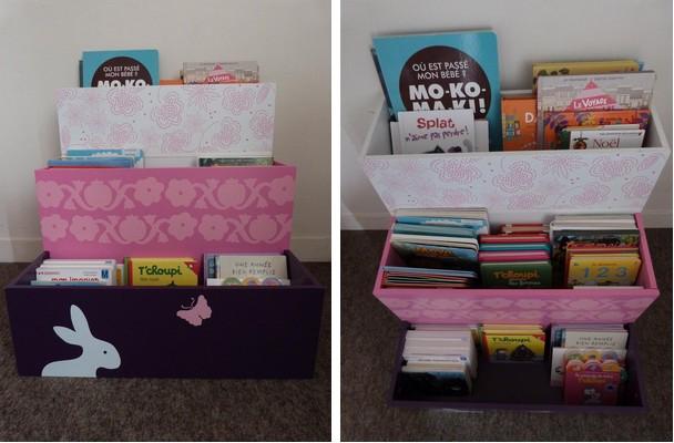 chut les enfants lisent et on les range o tous ces livres devine qui vient bloguer. Black Bedroom Furniture Sets. Home Design Ideas