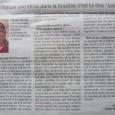 Ce week-end dans le supplément familles du journal Ouest-France, il y avait un dossier intitulé «Bébé doit-il avoir une tétine?», avec le témoignage d'une maman, des conseils, et un entretien […]