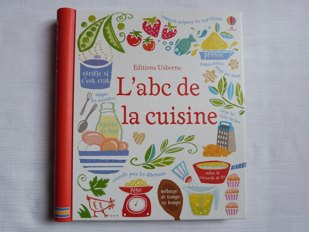 3 livres de recettes pour initier vos enfants la cuisine - La cuisine des enfants ...
