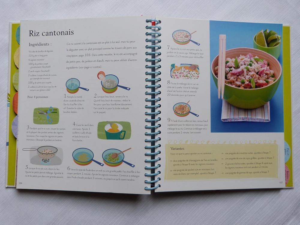 3 livres de recettes pour initier vos enfants la cuisine - Livres de cuisine pour enfants ...