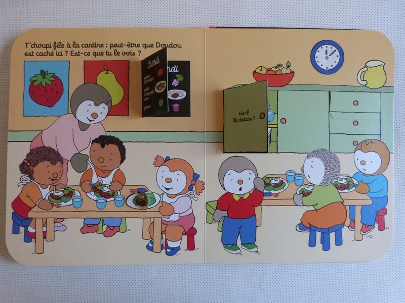 L 39 cole de t 39 choupi chut les enfants lisent devine qui vient bloguer devine qui vient - Tchoupi a l ecole ...