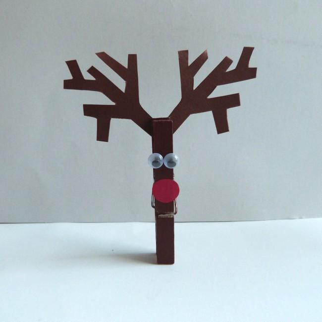 Bricolage noel pinces linge accueil design et mobilier - Deco de noel en pince a linge ...