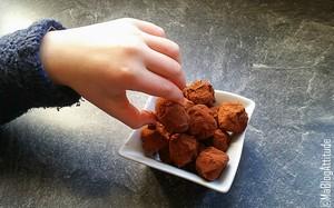 Truffes au chocolat - MaBlogAttitude