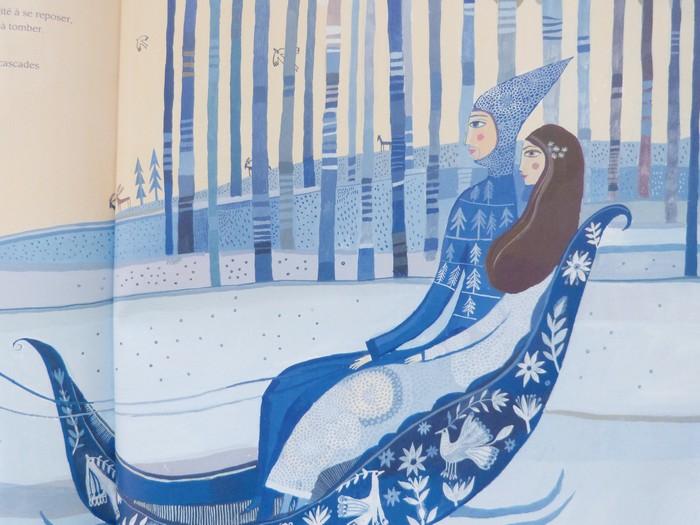 Livre-CD Les 4 saisons (Illustration 3)