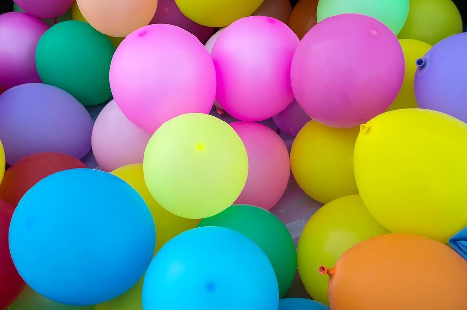 blague 1er avril: ballons